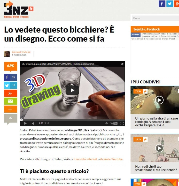 italienische News Media